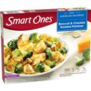 Smart Ones Broccoli & Cheddar Roasted Potatoes