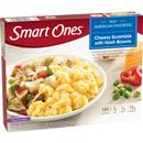 Smart Ones Tasty American Favorites Cheesy Scramble with Hash Browns