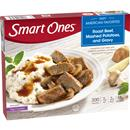 Smart Ones Tasty American Favorites Roast Beef, Mashed Potatoes, and Gravy