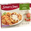 Smart Ones Savory Italian Recipes Chicken Parmesan