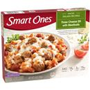 Smart Ones Smart Creations Three Cheese Ziti Marinara with Meatballs