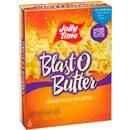 Jolly Time Blast O Butter Ultimate Theatre Style Microwave Popcorn,  6-3.2 oz Bags