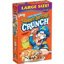 Quaker Cap'N Crunch's Peanut Butter Crunch Cereal