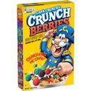 Quaker Cap&#39N Crunch&#39s Crunch Berries Cereal