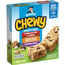 Quaker Chewy Granola Bar Variety Pack