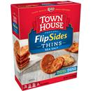 Keebler Town House Flip Sides Thins Sea Salt