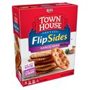 Keebler Town House Pretzel Flipsides Garlic And Herb Crackers
