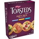 Keebler Toasteds Party Pack Cracker Assortment