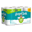 Angel Soft Bathroom Tissue Unscented Double Rolls