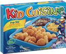 Kid Cuisine Pop Star Popcorn Chicken Frozen DinnerBox