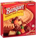 Banquet Salisbury Steak Deep Dish Pot Pie