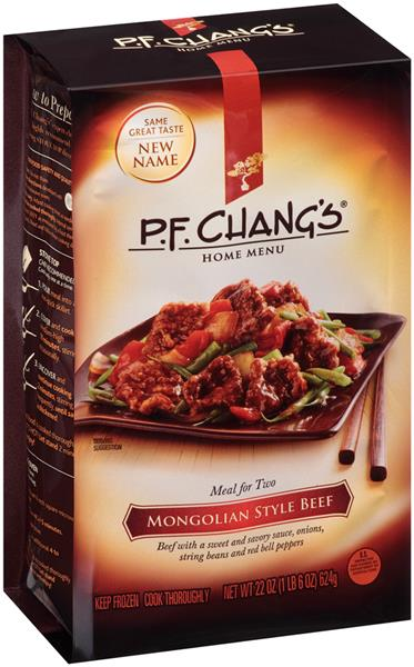 P F Chang S Home Menu Mongolian Style Beef Hy Vee