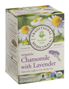 Traditional Medicinals Herbal Teas Organic Chamomile with Lavender 16 Count