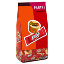 Reeses Kit Kat Party Pack Miniature Size Assorted Chocolate