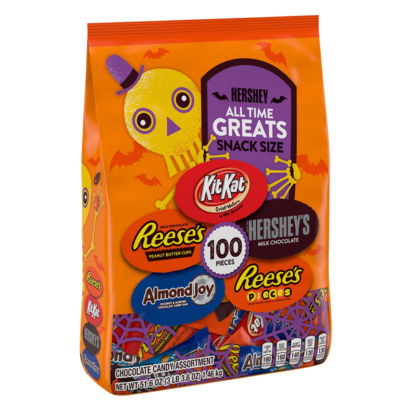 Halloween Hershey's All Time Greats