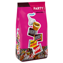 Hershey's Kisses, Reese's, Chocolate Miniatuares Assortment Party Pack