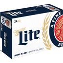 Miller Lite Beer 24 Pack