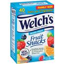 Welch's Mixed Fruit Fruit Snacks 40Ct