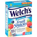 Welch's Mixed Fruit Fruit Snacks 22-0.9 oz. Pouches