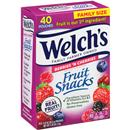 Welch's Berries 'n Cherries Fruit Snacks 40Ct