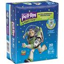 Huggies Pull Ups Night Time Boys 3T-4T