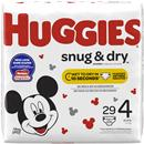 Huggies Snug & Dry Size 4 Diapers