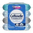 Cottonelle Fresh Care Flushable Cleansing Cloths 4Pk