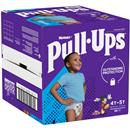 Huggies Pull-Ups Training Pants Learning Designs Boys 4T-5T