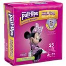 Huggies Pull-Ups Training Pants Disney Learning Designs Girls 2T-3T