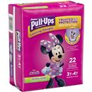 Huggies Pull-Ups Training Pants Disney Learning Design Girls 3T-4T