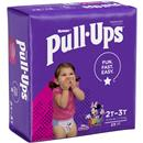 Huggies Pull-Ups Girls Training Pants, 2T-3T