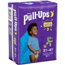 Huggies Pull-Ups Night-Time Boys Training Pants, 3T-4T