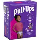 Huggies Pull-Ups Girls Training Pants, 3T-4T