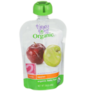 Tippy Toes 2 Organic Baby Food, Apples