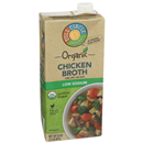Full Circle Organic Low Sodium Chicken Broth