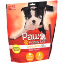 Paws Happy Life Jerky Sticks, Beef Flavor