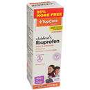 TopCare Children's Ibuprofen, Grape Bonus