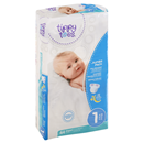 Tippy Toes Diapers, 1 (8-14 Lb), Jumbo Pack