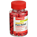 TopCare Health Extra Strength Pain Reliever 500mg Tablets
