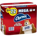Charmin Ultra Strong Toilet Paper  Mega Roll