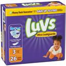 Luvs Triple Leakguards Diapers Size 3