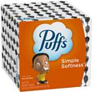 Puffs Basic Facial Tissues