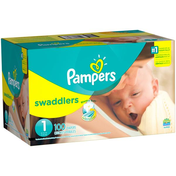 Pampers Swaddlers Diapers Size 1 at Walgreens. Get free shipping at $35 and view promotions and reviews for Pampers Swaddlers Diapers Size 1. Skip to main content | Find a store Stores near. Search. See more stores ›.