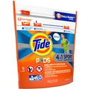 Tide PODS Plus Febreze, Sport Odor Defense Liquid Laundry Detergent Pacs, Active Fresh Scent, 15 count