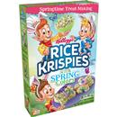 Kellogg's Rice Krispies Cereal with Spring Colors