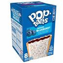 Kellogg's Pop-Tarts Frosted Blueberry 8Ct