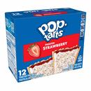 Kellogg's Pop-Tarts Frosted Strawberry 12Ct