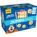 Kellogg's Cereal Snacking Tiger Paws Original 12-0.45 oz Pouches