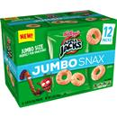Kellogg's Apple Jacks Jumbo Snax 12-0.45 oz Pouches