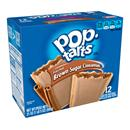 Kellogg's Pop-Tarts Frosted Brown Sugar Cinnamon Toaster Pastries 12Ct